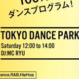 InterFM Tokyo Dance Park April 27th Live mix