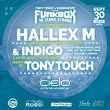 DJ Indigo - Opening set at Cielo Club, NYC (Sept 29th, 2018)