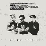 BEAT REPEAT SHOWCASE #13 VEGABEATS