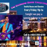 Richmond House Collective Mix Show Prince Tribute