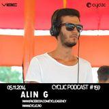 Cyclic Podcast #159 - Alin G