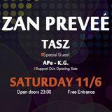 TasZ - live @ pik-ap 11,06,2016
