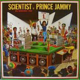 Scientist V. Prince Jammy Showdown at King Tubby's 1980 (Greensleeves LP)