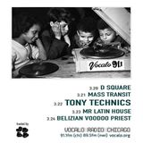 Mr. Tony Technics - Vocalo Radio House Set