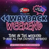 Wayback Weekend Pt 1 - Apr 13th 2017 - 3pm to 11pm
