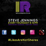 Steve Jennings live @ Influx Radio - Throwback Thursday #11 20th April '17