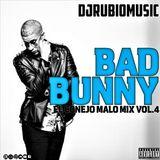 Bad Bunny ¨El Conejo Malo¨ Mix Vol.4 2017