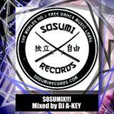 SOSUMIX!!! / Mixed By DJ A-KEY