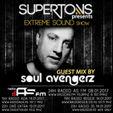 Soul Avengerz exclusive mix for Extreme Sound show #272 with Supertons