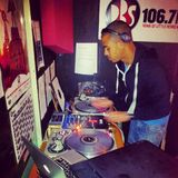 Swindle live mix on The Blend