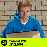 DTPodcast192: Unquote