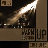 JaZzy - Warm Up Session Vol.5