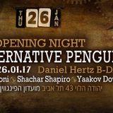 DJ Yaakov Dovrat ★ DJ Set ★ 26/1/2017@Penguin Club Tel Aviv