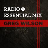 Greg Wilson - Essential Mix - BBC Radio One - 2009