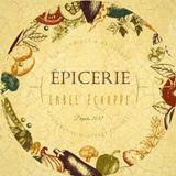 Label échoppe N°3 'Une Belle Histoire'.