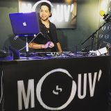 DJ N'joY @ Mouv' 2 years B.Day