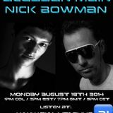 The Future Underground Show with Alessan Main and Nick Bowman