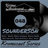 SOUNDERSON - 048 - KROMECAST