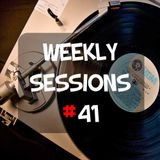 Weekly Sessions #41 (Week 26th-28th)