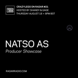 CrazyLegs w/ Natso As - 17th August 2017