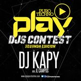 "DJ KAPI aka JL CAMPOS - PLAY DJ CONTEST "" 2 EDICIÓN """