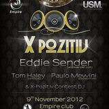 X-Pozitiv DJ Contest (Short Guest Mix 2012)