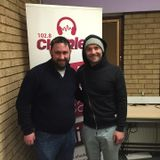 Kevin Simm Interview Morning Chorley 24/04/2016