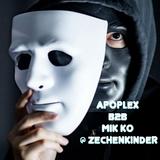 Apoplex b2b Mik ko @ Zechenkinder 16.03.19
