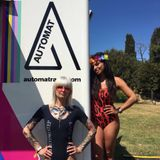 A Chat #03 w/ Cali Freddy interview by Maria Campadel @ Boutique Festival, Tuscany - 03/06/17