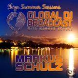 Markus Schulz - Global DJ Broadcast Ibiza Summer Sessions (Guest Aly & Fila) - 08.08.2013