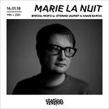 Marie la nuit #7 - Spécial MOFO w/ Etienne Jaumet & Anaïs Garcia