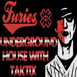 D3EP RADIO: Furies Underground House 23.12.2014