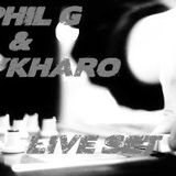 PHIL G. & CYKHARO LIVE SET
