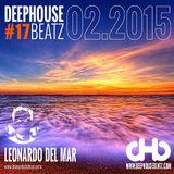 DeepHouseBeatz Volume 17 - 02.2015 by Leonardo del Mar