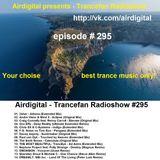 Airdigital - Trancefan Radioshow #295 2017-04-14