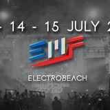 Julian Jordan - Live @ ElectroBeach Music Festival (France) - 13.07.2017