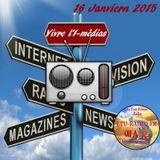 Vivre l'I-médias ( Audrey ) 16 Janvier 2015