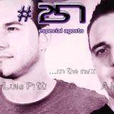 DANCING RADIO Nº: 257 (ESPECIAL LUIS PITTI & ALEX ROQUÉ)