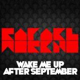 DJ Rafael Moreno - Wake me up after September 2014