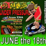 UNDER PRESSURE REGGAE RADIO SHOW - June the 18th 2013