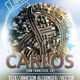 CARLOS (San Francisco,CA) Live at LOVE 6-7-14