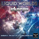 #21 Liquid worlds with SkorpZ - Bedlam DnB Radio