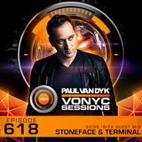 Paul van Dyk's VONYC Sessions 618 - SHINE Ibiza Guest Mix from Stoneface & Terminal