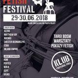 pertEx - Gdańsk Fetish Festival 29.06.2018 [techno] Klub Protokultura