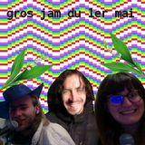 Le gros jam du 1er mai avec Pezpez, Pipi et DJ pab (émission du 01/05/16) spécial anniv calc