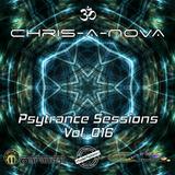 Chris-A-Nova's Psytrance Sessions Vol. 016
