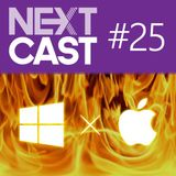 NextCast 25: Windows Vs Mac OS X