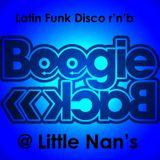 Boogie Back @ Little Nan's Catford