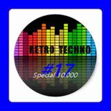 "Mix Techno - ""Retro-Maniac's"" Mix  #17 - Special 10.000 Fans (F.D.R.T. - Facebook)"