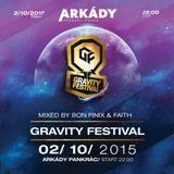 Bon Finix - Gravity Festival Mix - Prague 2015